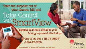 "Entergy New Orleans ""SmartView"" AMI Pilot - ESCI KSP"
